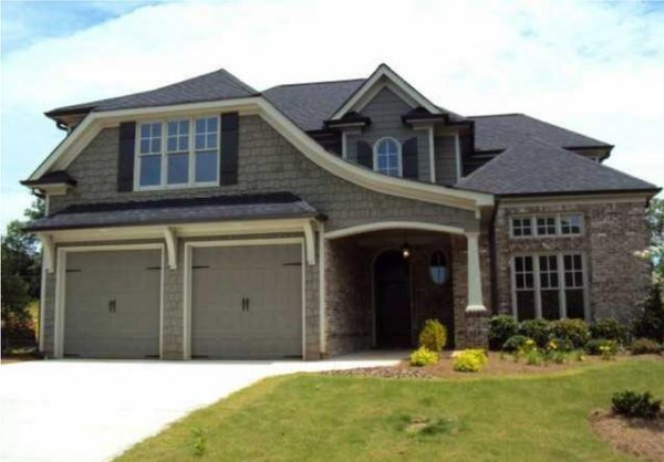 Alpharetta Home In Braemar